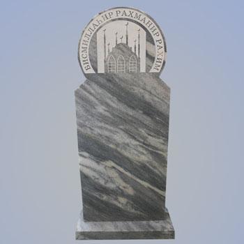 памятник мраморный мусульманский