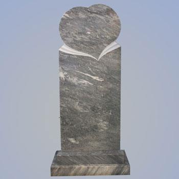 памятник мраморный сердце